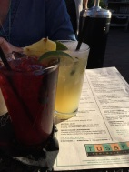Handmade cocktails that could cure any sadness! Mother/daughter bonding never tasted as good as dinner at Fusaro's